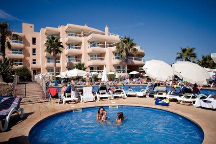 Tropic Garden in Santa Eulalia, Ibiza, Balearic Islands