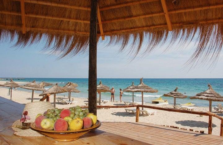 Hotel Byzance in Nabeul, Tunisia