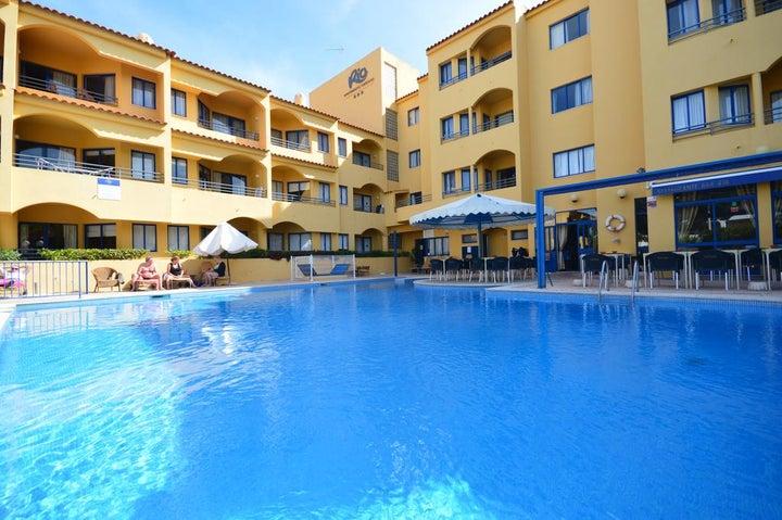 Rio Apartments in Vilamoura, Algarve, Portugal