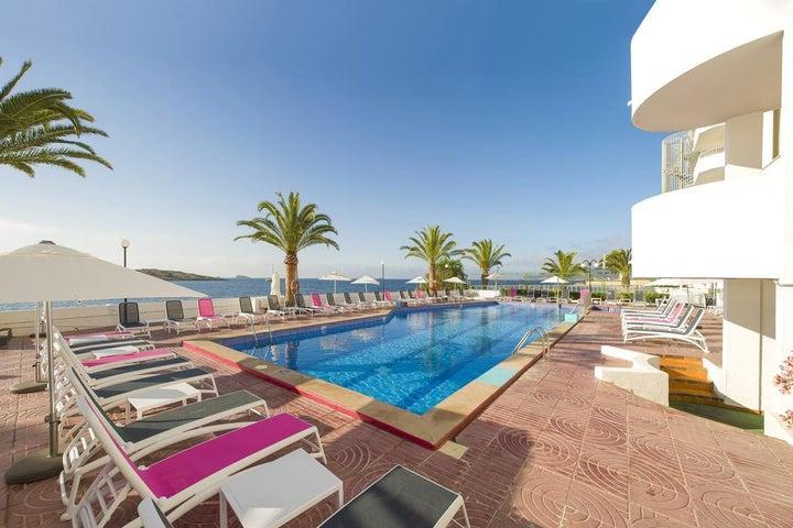 Playasol Jabeque Soul Aparthotel in Playa d'en Bossa, Ibiza, Balearic Islands