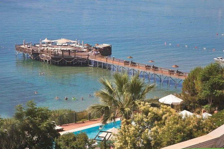 Didim Beach Resort Aqua And Elegance Thalasso Image 42