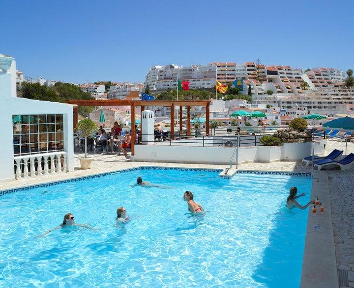 California Beach Hotel in Albufeira, Algarve, Portugal