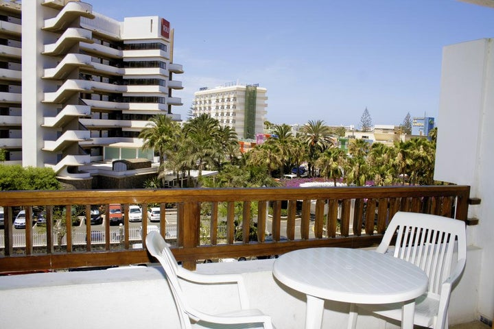 Fayna Apartments in Playa del Ingles, Gran Canaria, Canary Islands