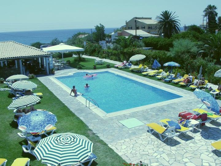 Blue Diamond Studios in Aghios Georgios, Corfu, Greek Islands