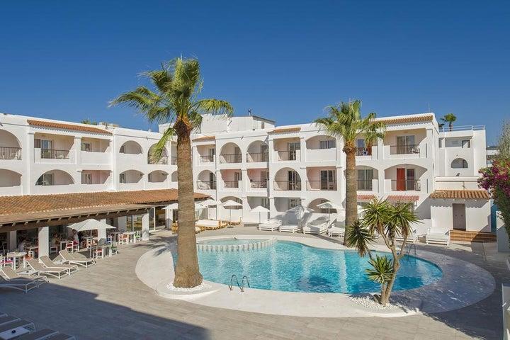 Hotel Playasol Bossa Flow in Playa d'en Bossa, Ibiza, Balearic Islands