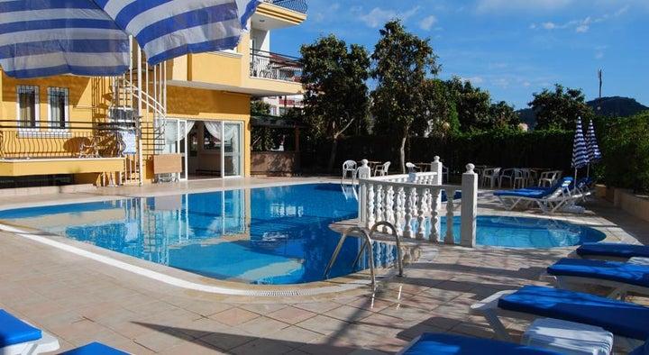 Select Apartments Hotel in Alanya, Antalya, Turkey