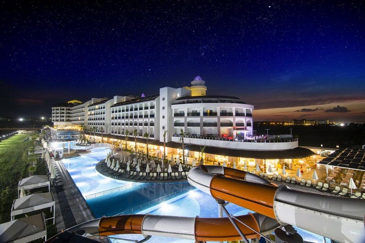 Port River Hotel And Spa in Side, Antalya, Turkey