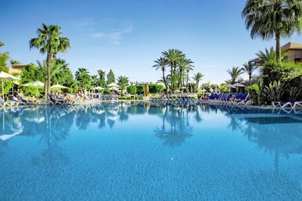 Heathrow Airport holidays to Marrakech