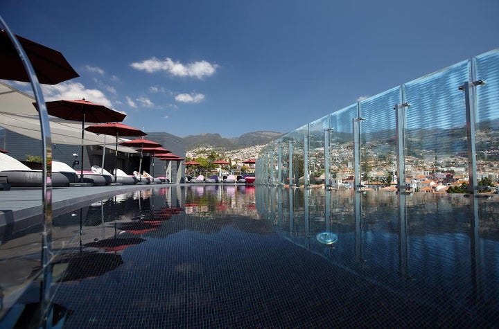 The Vine Hotel in Funchal, Madeira, Portugal