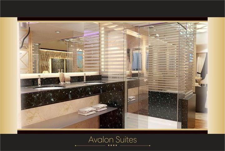 Avalon Hotel in Zante Town, Zante, Greek Islands
