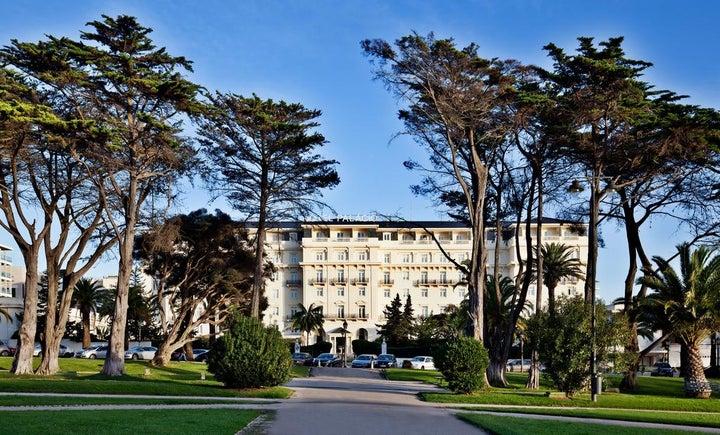 Palacio Estoril Golf & Spa Hotel in Estoril, Lisbon Coast, Portugal