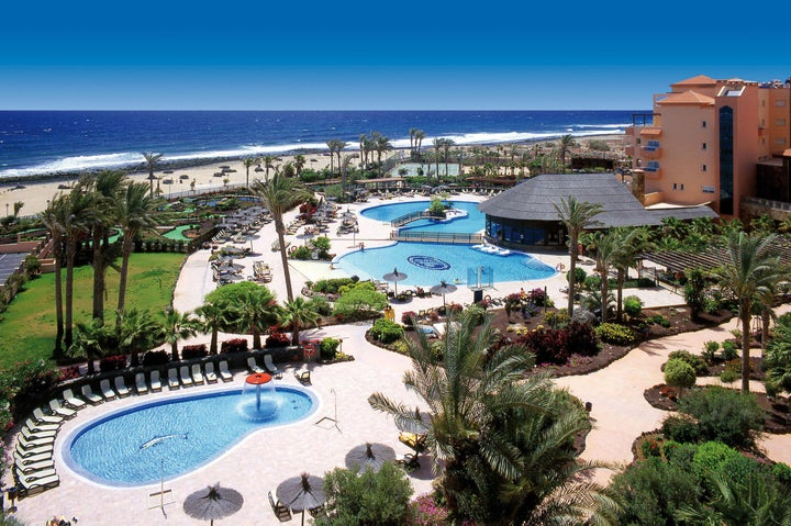 Elba Sara Hotel & Golf Resort in Caleta de Fuste, Fuerteventura, Canary Islands