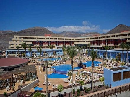Iberostar Playa Gaviotas Hotel in Jandia, Fuerteventura, Canary Islands