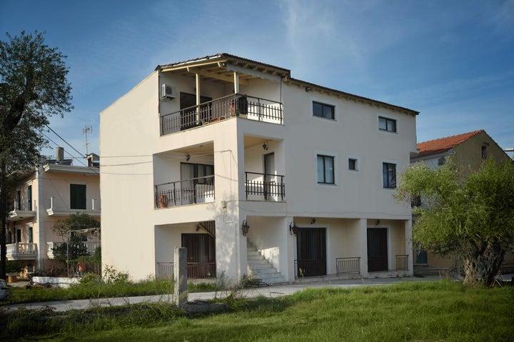 Finata Studios in Kavos, Corfu, Greek Islands