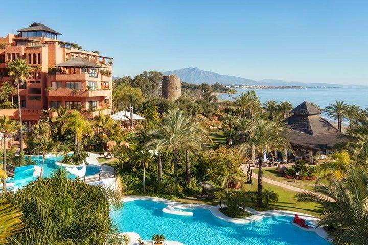 Kempinski Hotel Bahia in Estepona, Costa del Sol, Spain