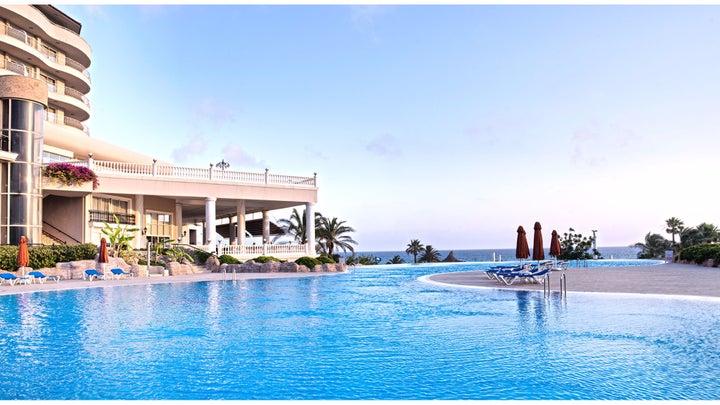 Starlight Resort Hotel in Side, Antalya, Turkey
