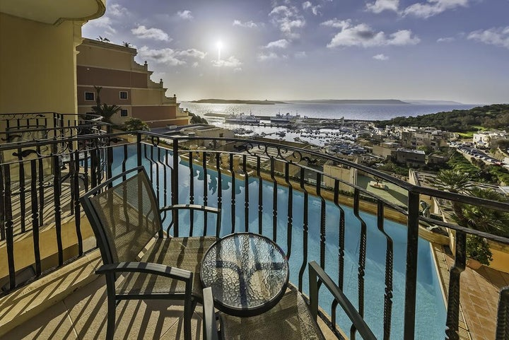 Grand Hotel in Mgarr, Gozo, Malta