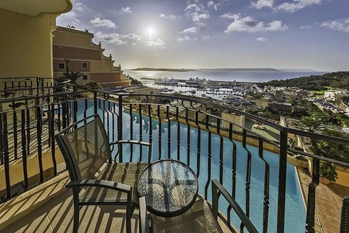 Grand Hotel in Mgarr, Gozo, Malta