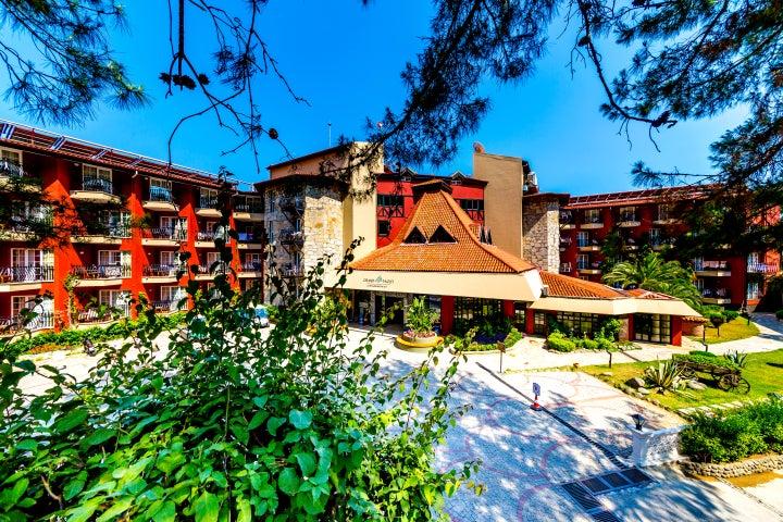 Grand Yazici Club Marmaris Palace in Icmeler, Dalaman, Turkey