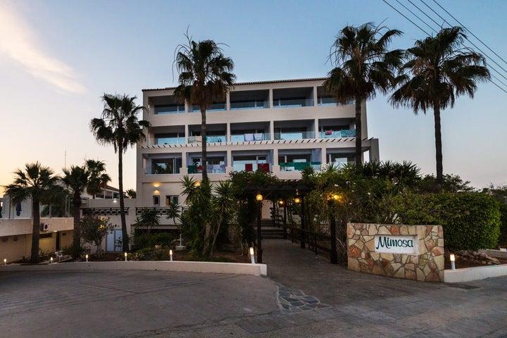 Mimosa Beach Hotel in Protaras, Cyprus