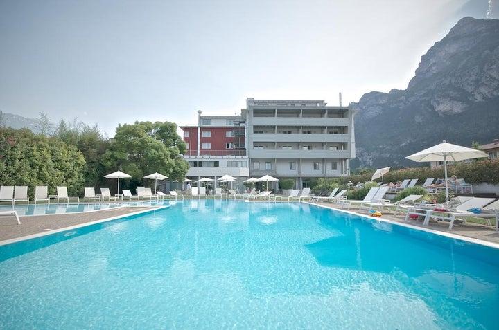 Luise in Riva, Lake Garda, Italy