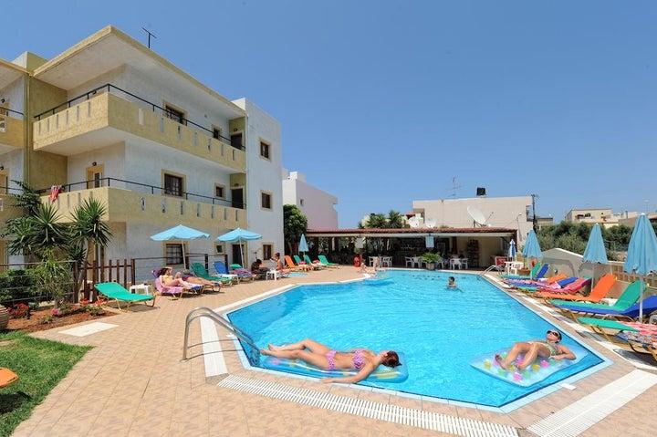 Stelios Residence in Malia, Crete, Greek Islands