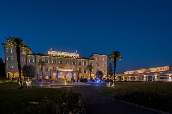Savoia Hotel Regency in Bologna, Emilia Romagna, Italy