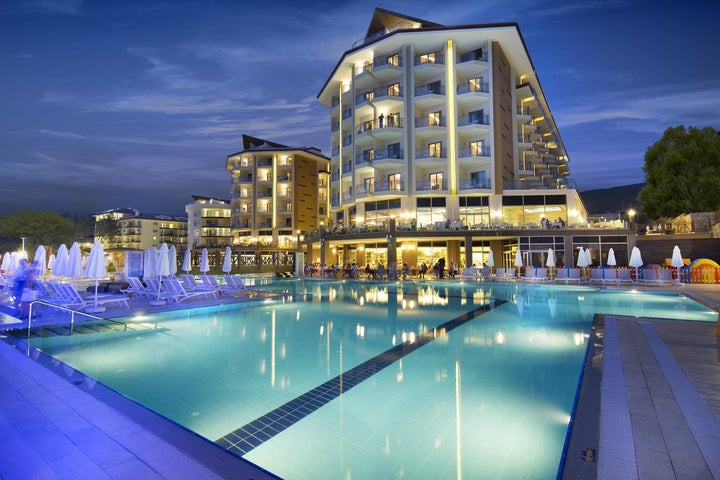Ramada Resort Kusadasi And Golf in Kusadasi, Aegean Coast, Turkey