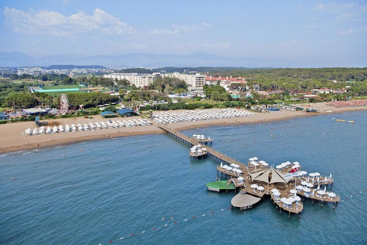 Sueno Hotels Beach Side in Side, Antalya, Turkey