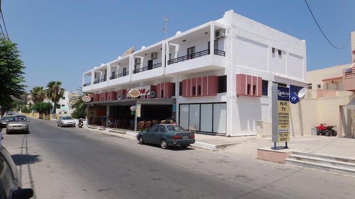 Origin Apartments in Kardamena, Kos, Greek Islands