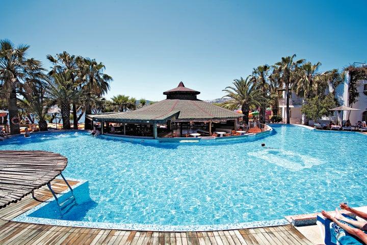 Parkim Ayaz Hotel in Gumbet, Aegean Coast, Turkey