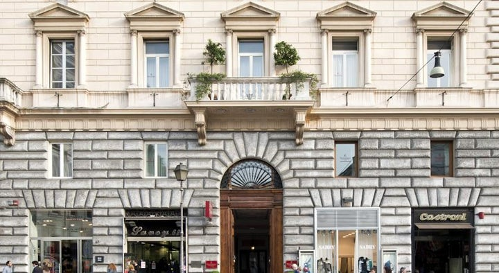 Giolli Nazionale Hotel in Rome, Italy