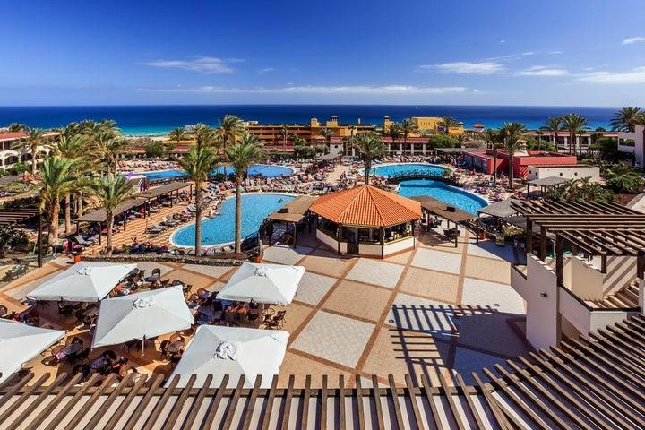 Occidental Jandia Mar in Jandia, Fuerteventura, Canary Islands