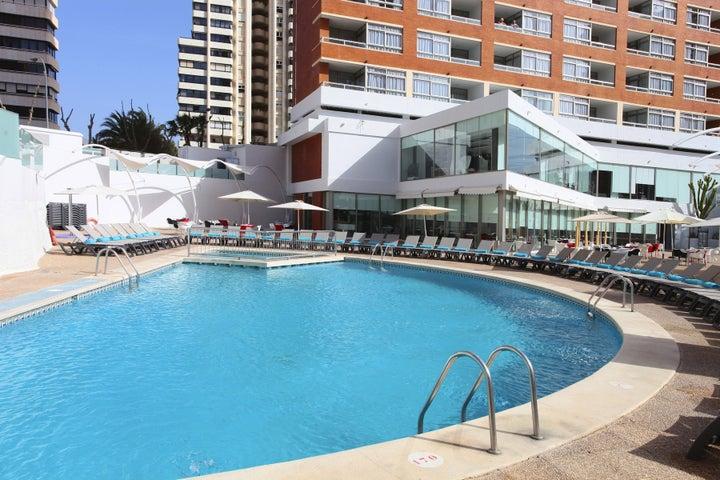 Flamingo Beach Resort Adult-Only (ex. Marconfort Essence)  in Benidorm, Costa Blanca, Spain