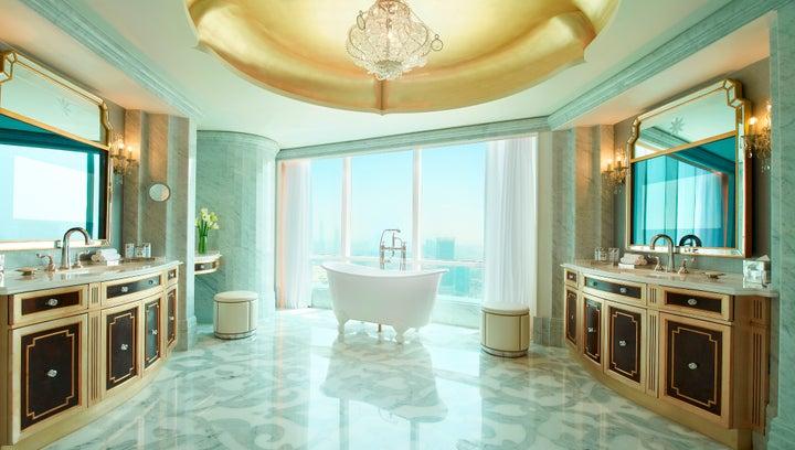 The St. Regis Abu Dhabi in Abu Dhabi, Abu Dhabi, United Arab Emirates