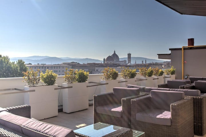 MH Florence Hotel & Spa in Florence, Tuscany, Italy