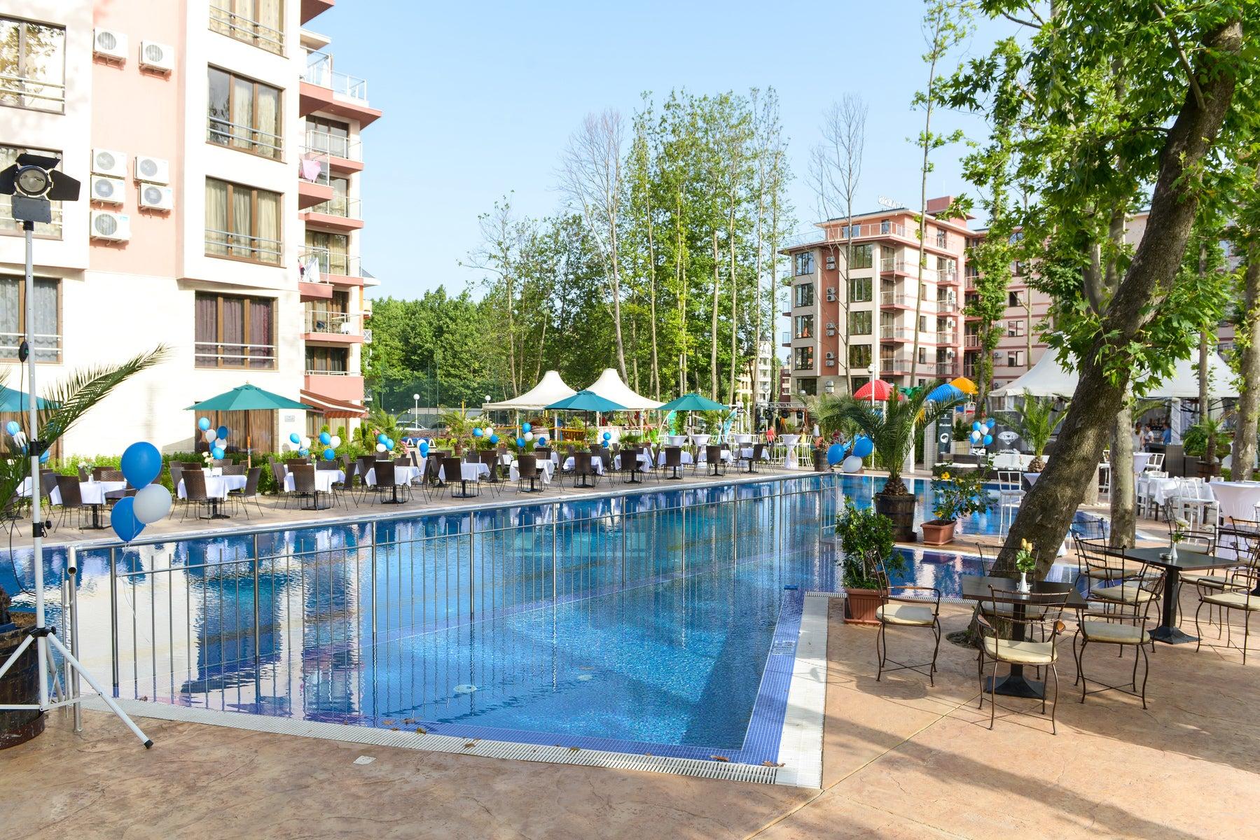Tarsis in Sunny Beach, Bulgaria | Holidays from £255pp | loveholidays