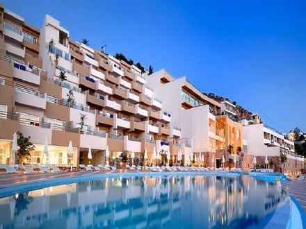 Blue Marine Resort & Spa in Aghios Nikolaos, Crete, Greek Islands