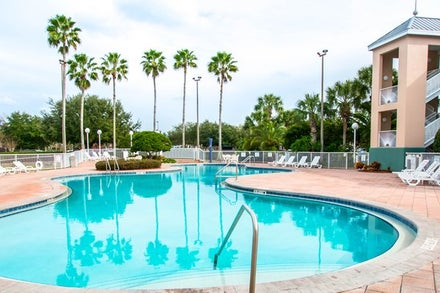 Clarion Suites Maingate in Kissimmee, Florida, USA