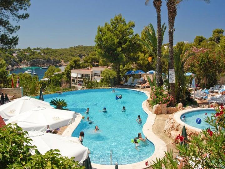 Del Rey Apartments in Portinatx, Ibiza, Balearic Islands