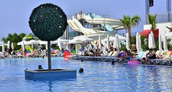 White City Resort Hotel Turkey