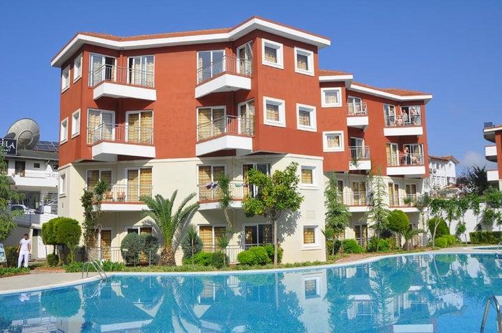 Hanay Otel in Side, Antalya, Turkey