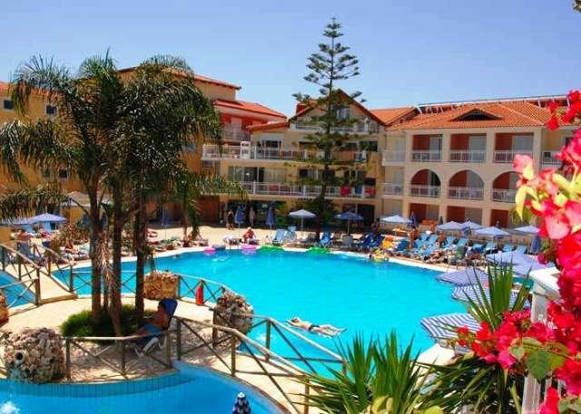 Tsilivi Beach Hotel And Suites In Zante Holidays From 777pp Loveholidays