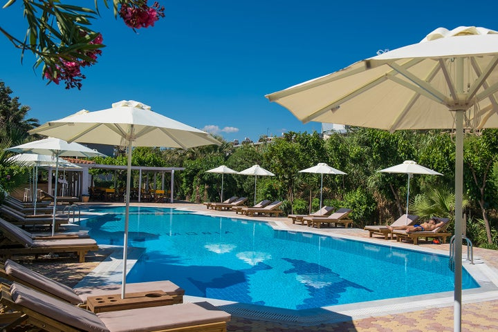 Enorme Armonia Beach Hotel (Adult-only) in Heraklion, Crete, Greek Islands