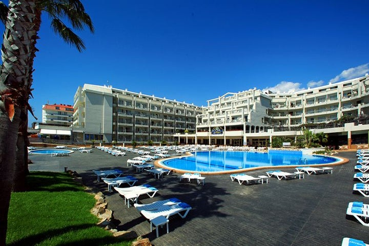 MS Aguamarina Apartments in Torremolinos, Costa del Sol, Spain