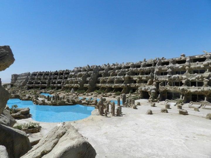Caves Beach Resort Hurghada Image 55