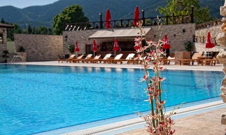 Regnum Bansko Apartments Hotel and SPA in Bansko, Bulgaria