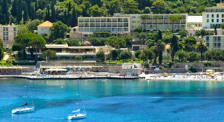 Hotel Adriatic Dubrovnik in Dubrovnik, Dubrovnik Riviera, Croatia