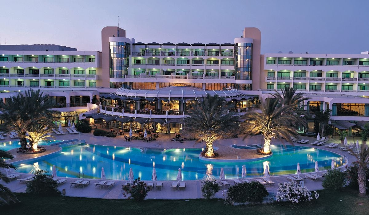 Constantinou Bros Athena Beach Hotel In Paphos Cyprus Holidays From 284pp Loveholidays