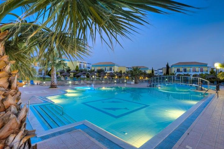 Corali Hotel in Tigaki, Kos, Greek Islands